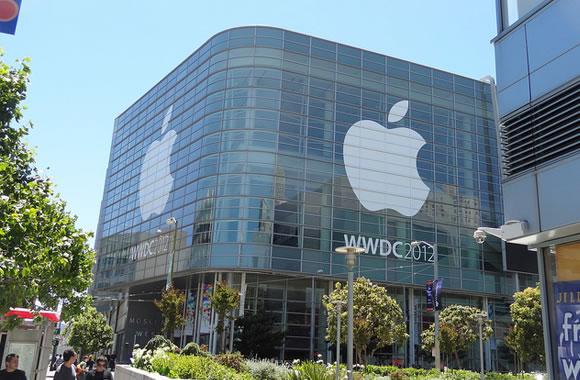 Apple California Worldwide Developers Conference 2012 keynote