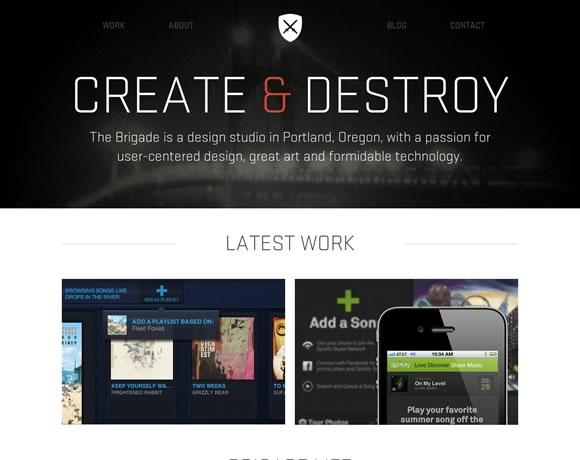 21 fresh Examples of Responsive Web Design