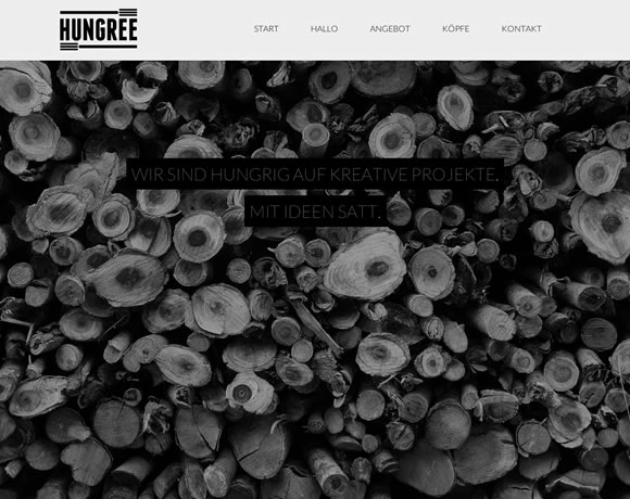 21 Inspiring Single Page Websites
