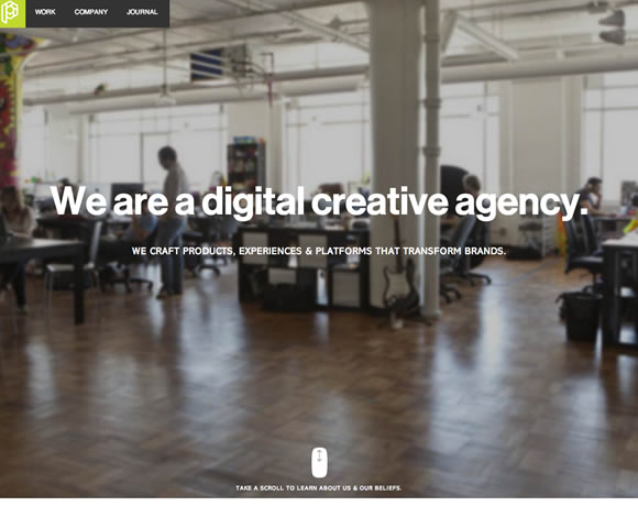 19 Websites with Extremely Creative Scrolling Effects