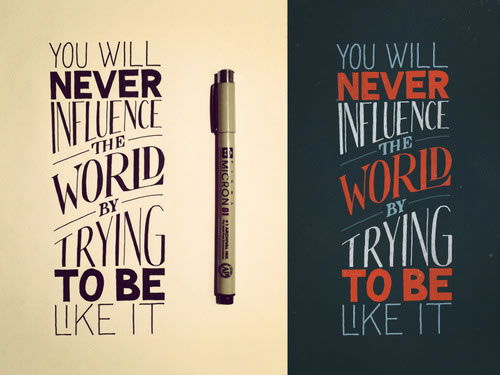 Type Inspiration