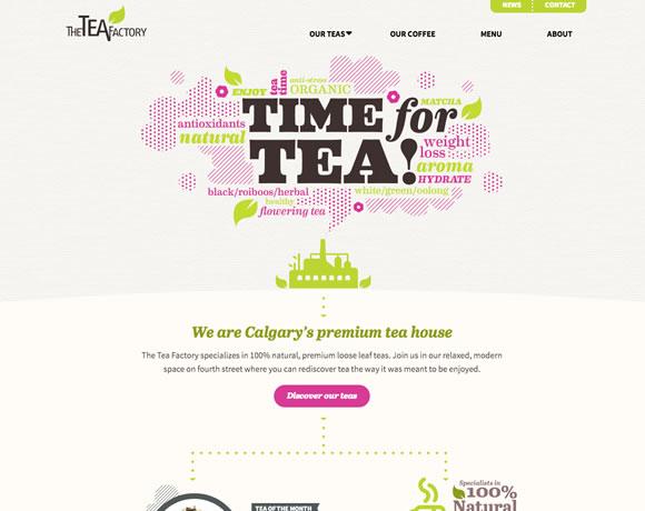 13 Beautiful Illustrated Web Sites