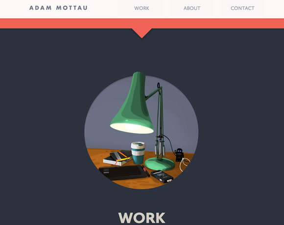 13 Beautiful Illustrated Web Sites