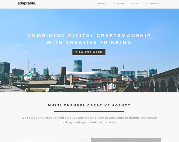 17 Web Designs with Beautiful Photos