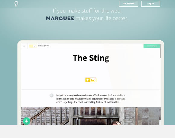 13 Inspiring Websites from Services your should Check Out