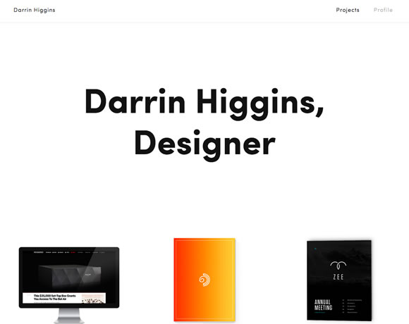 11 Clean & Minimalist Websites for your Inspiration