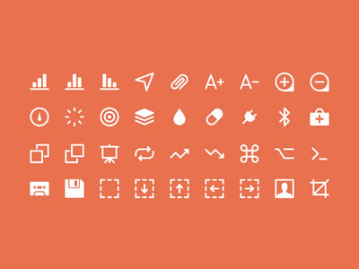 8 Free & Useful Icons for your Library