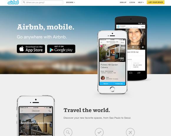 11 Inspiring Mobile App Websites