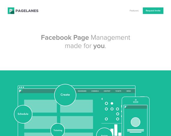 11 Inspiring Single Page Websites