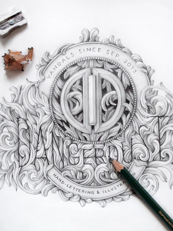 20 Wonderful Logo Sketch Examples to Get Inspired