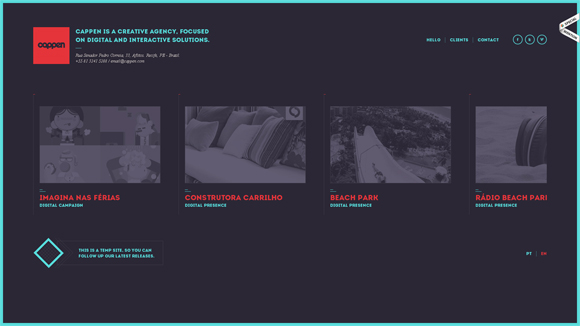 30 Web & Graphic Design Studio Websites for Your Inspiration