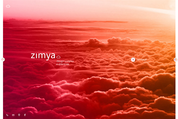 20 Examples of Creative Using Color Filters in Web Design