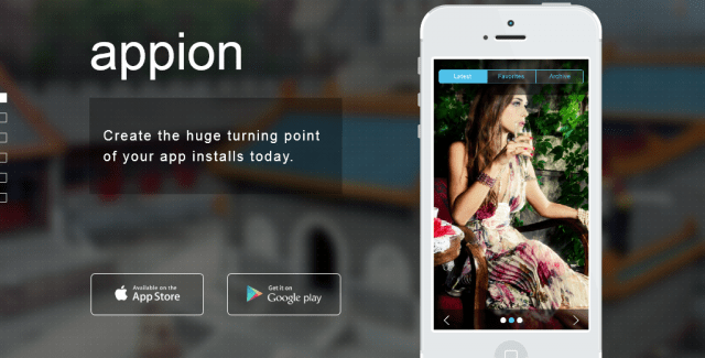 Appion - Get More App Installs