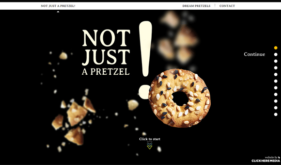 Fantastic Examples of Parallax Scrolling Websites