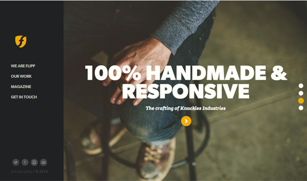 20 Website Examples with Outstanding Sidebars for Inspiration