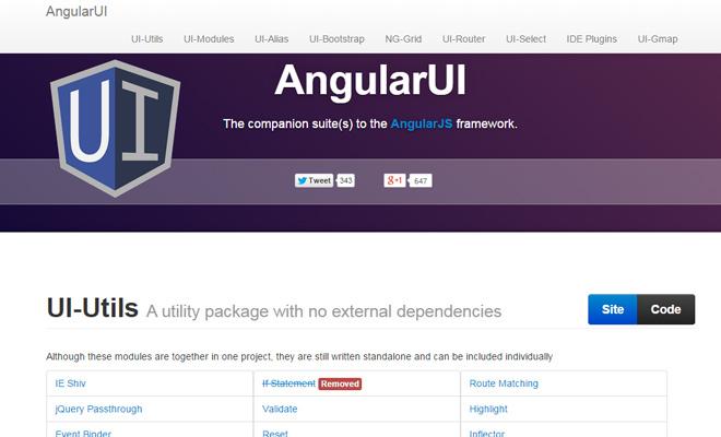 angularui angularjs open source github