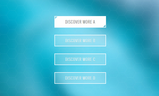 css3 button hover animation effect