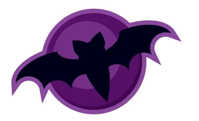 bat icon vector tutorial illustrator