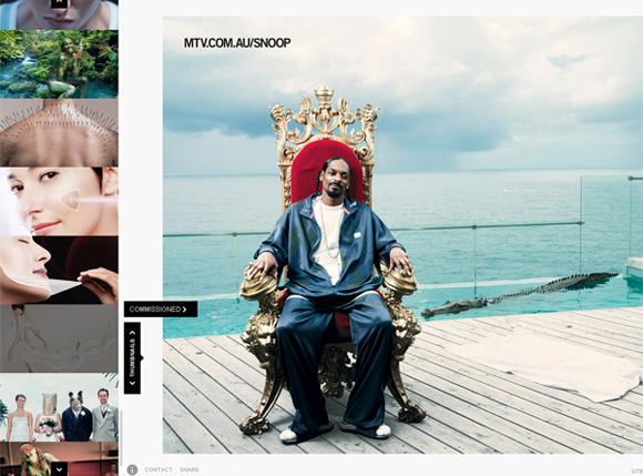 30 Crazy-Cool Photography Portfolios to Impress You