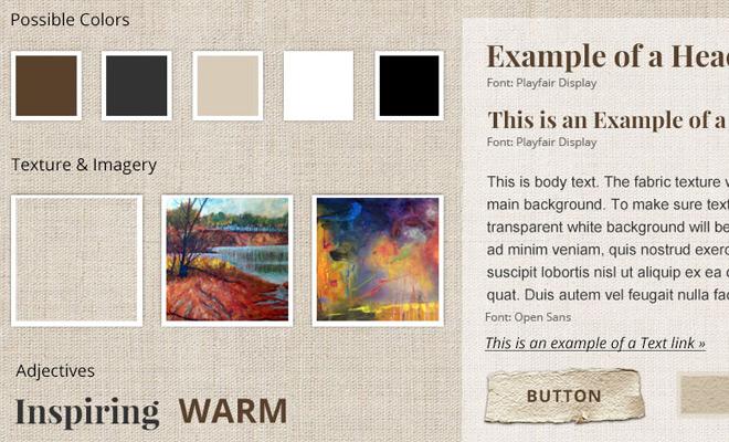 art website tile textures