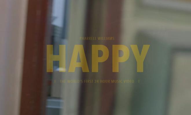 24 hours of happy website video