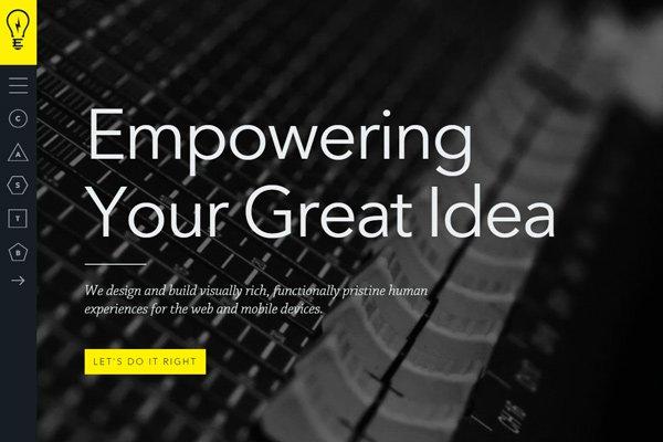 electrik company dark website software development