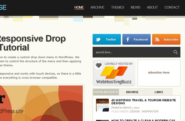 30 Examples of Website Search Interface Design