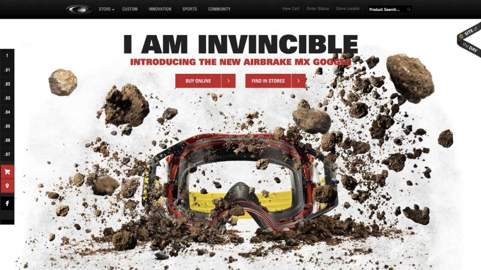 Airbrake MX Google Product Website