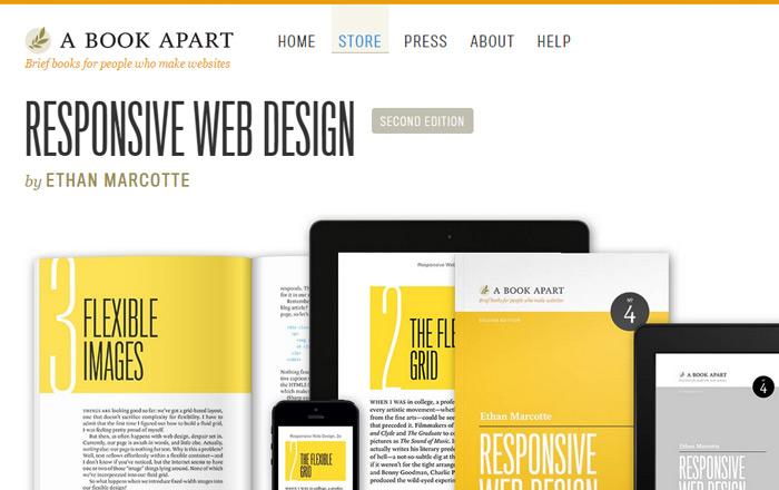 A Book Apart - Responsive Web Design