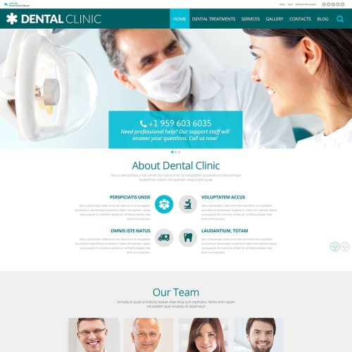 12-dentist-psd-template