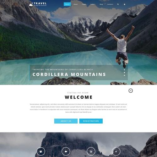 9-travel-website-psd-template