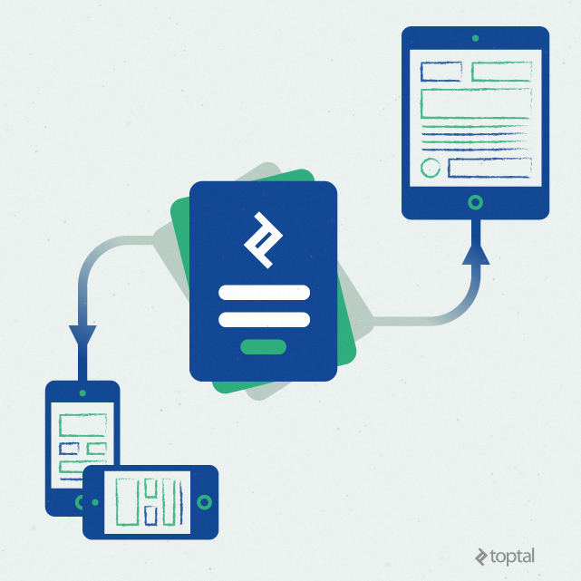 Mobile application designers focus on native mobile apps and work closely with UX and UI designers to apply their design to mobile interfaces.