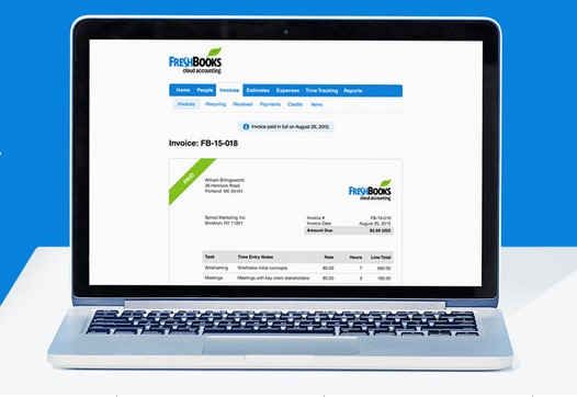 Invoice-software