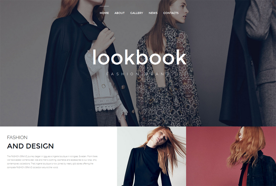 14. fashion-responsive-website-template