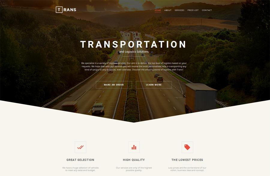 18. transportation-responsive-html5-website-template