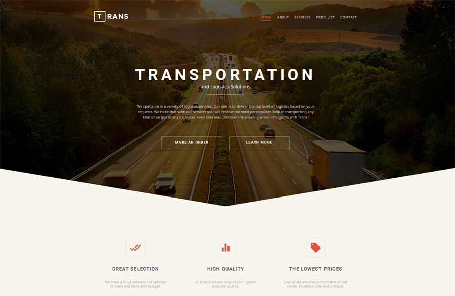 18. transportation-responsive-html5-website-template