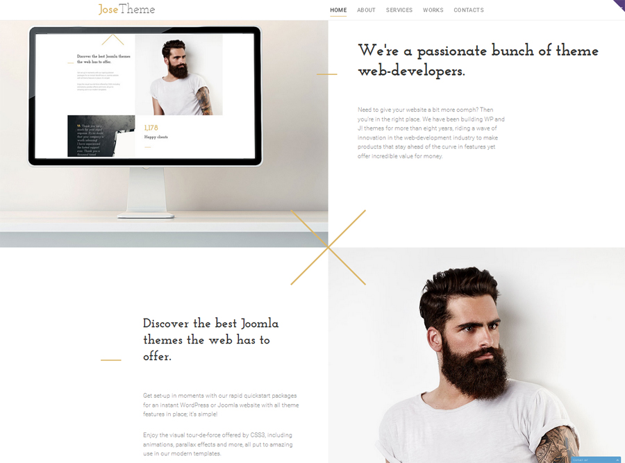 one of the best html5 templates