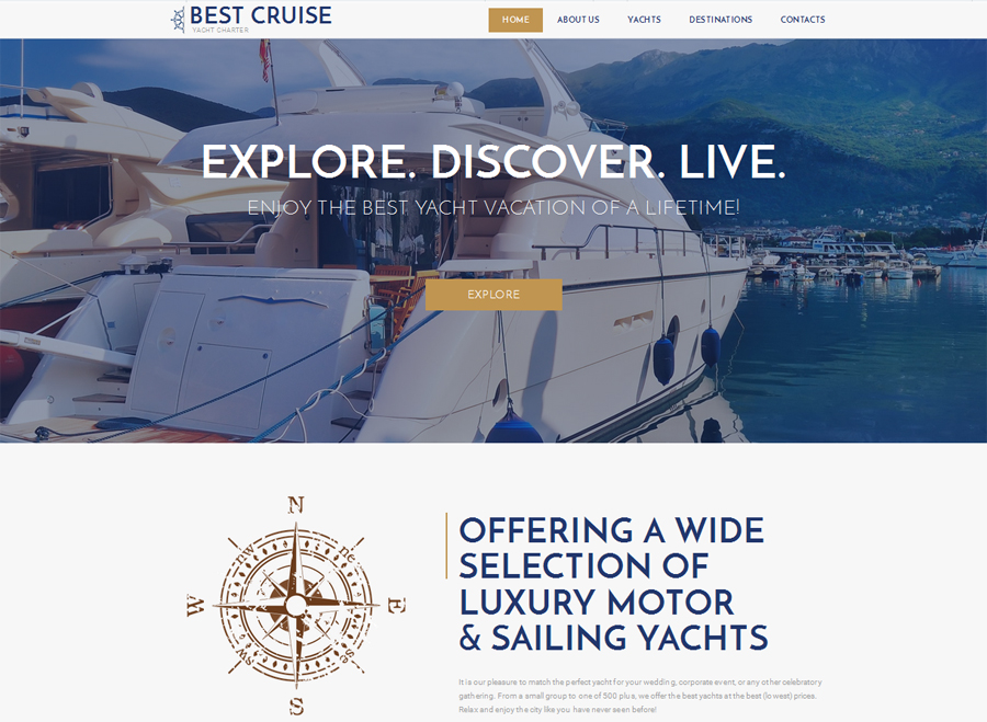 6. yacht-charter-website-template