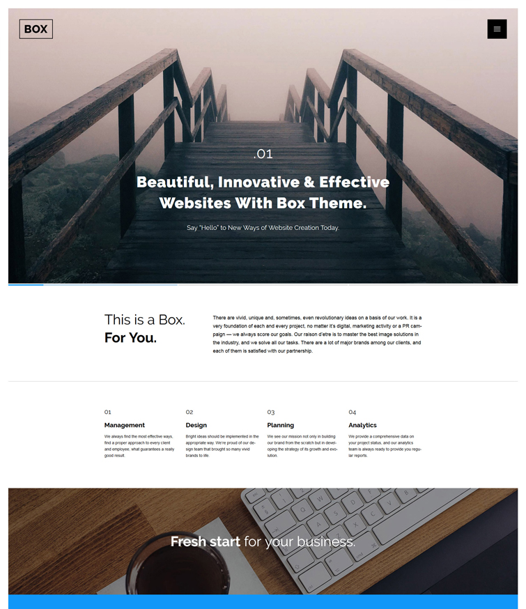 Top 20 Blogging WordPress Themes That Bloggers Should not Overlook - 웹