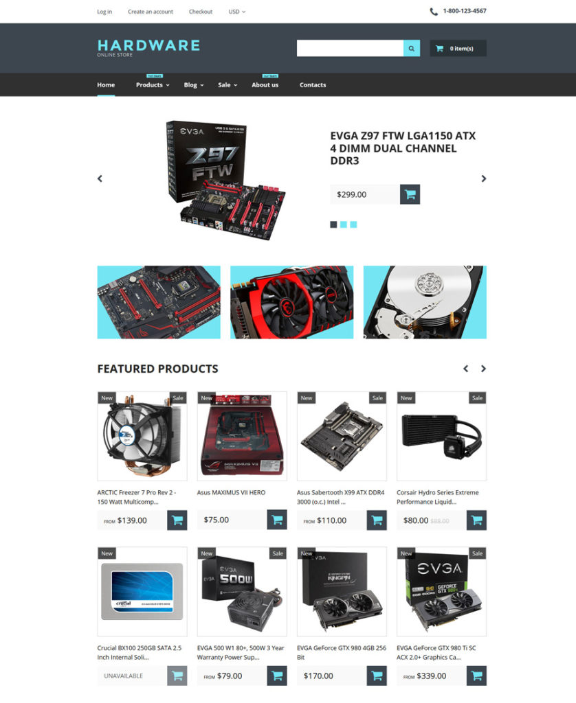 13-computer-store shopify theme