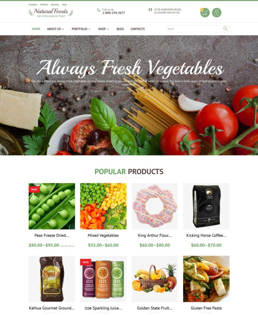 5-natural-foods-wordpress-theme