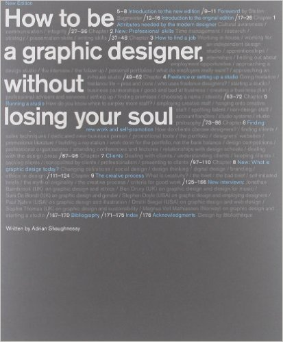 How to be a graphic desinger without losing your soul
