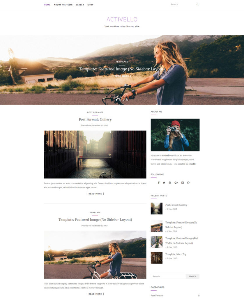 activello - one of the best multipurpose WordPress themes