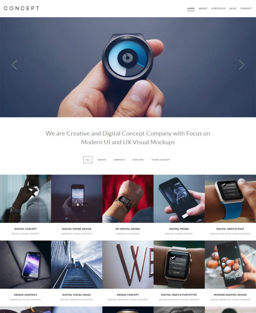 Concept-Responsive-WordPress-Theme