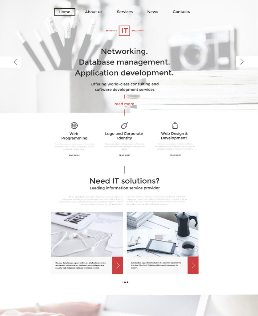 Effective-IT-Solutions-WordPress-Theme - responsive WordPress themes