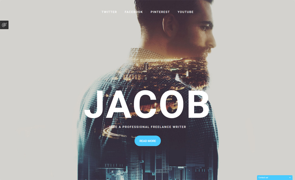 Jacob-Joomla-Template
