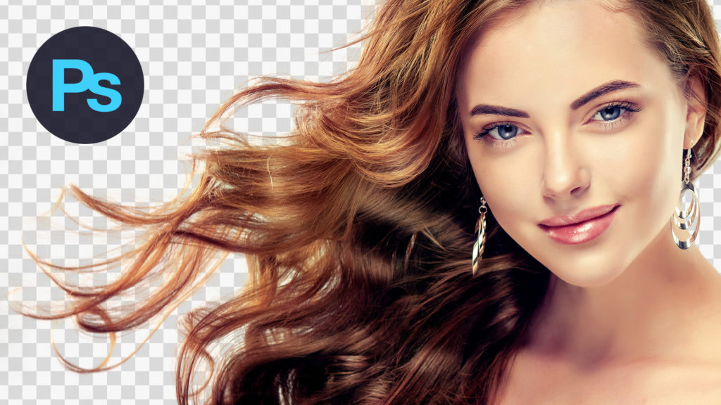 Dansky_Learn How to Cut Out Hair in Adobe Photoshop