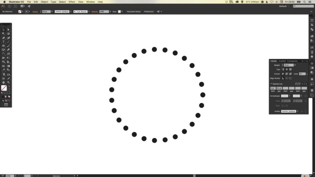 skew-circular-symbol-adobe-illustrator-2