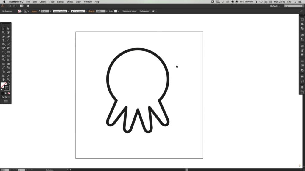 drawing-octopus-icon-adobe-illustrator-6