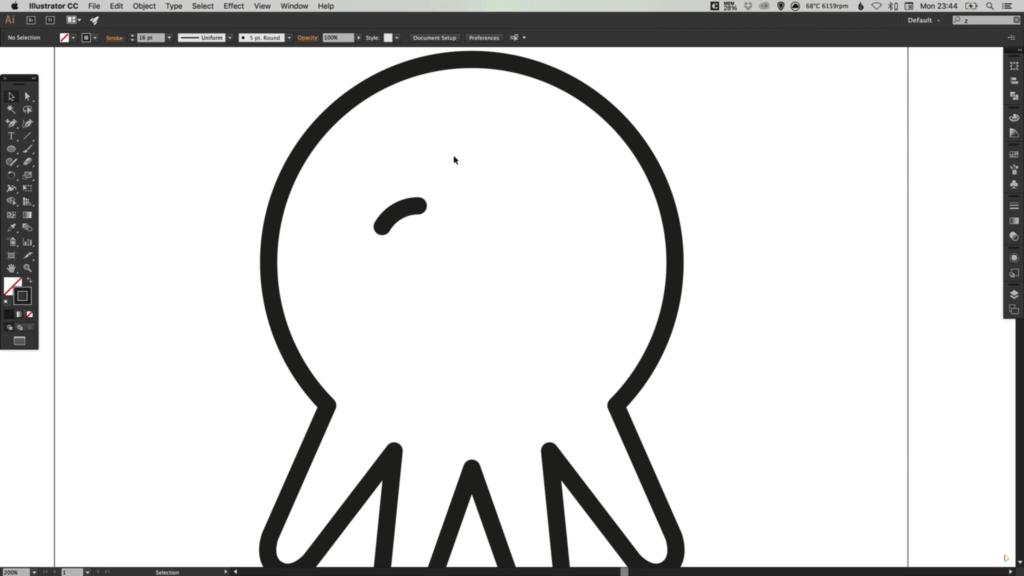 drawing-octopus-icon-adobe-illustrator-7